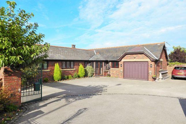 Thumbnail Equestrian property for sale in Liverpool Road, Sollon, Preston