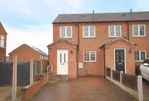 Town house for sale in John Street, Brimington, Chesterfield, Derbyshire