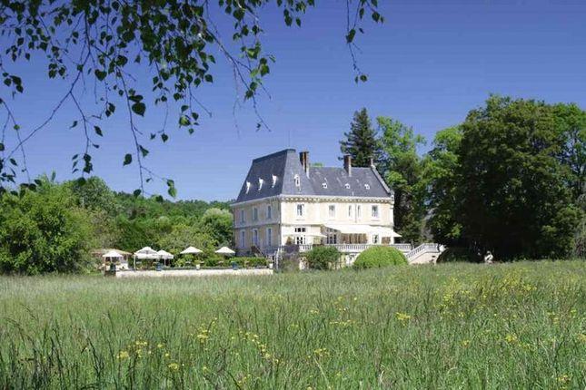 Thumbnail Property for sale in Fabulous Chateau, Guest Cottages, Dordogne