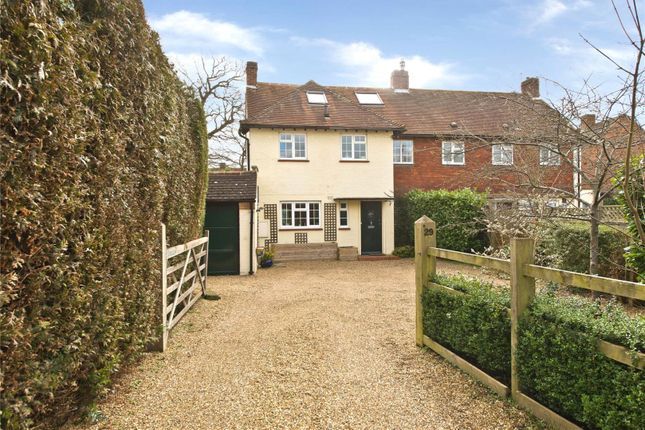 Thumbnail Semi-detached house for sale in Blundel Lane, Stoke D'abernon, Cobham, Surrey