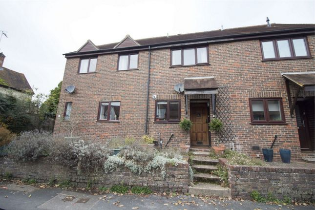 Thumbnail Terraced house to rent in London Road, Odiham, Hampshire