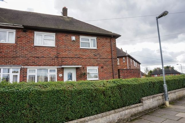 Semi-detached house for sale in Hamble Way, Bentilee, Stoke-On-Trent