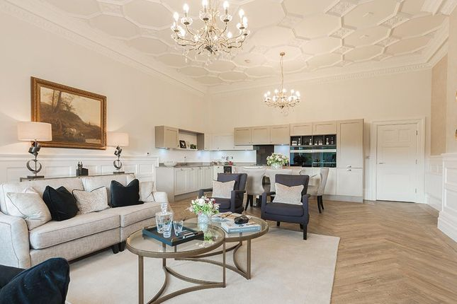 "Thumbnail Flat for sale in ""Two Bedroom Apartment "" at Wharfedale Avenue, Menston, Ilkley"