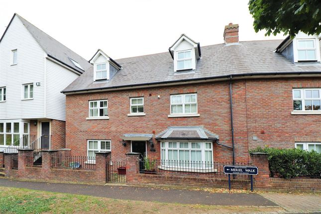 Thumbnail Terraced house for sale in Meriel Walk, Greenhithe