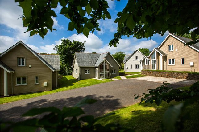 Detached house for sale in Trewhiddle Village, St. Austell, Cornwall