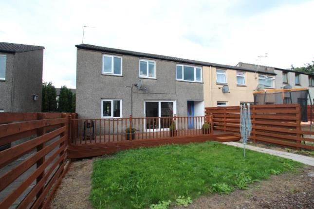 Thumbnail End terrace house for sale in Cedar Road, Abronhill, Cumbernauld, North Lanarkshire