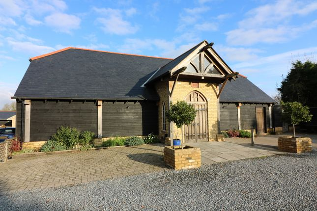 Thumbnail Barn conversion to rent in The Street, Finglesham, Deal