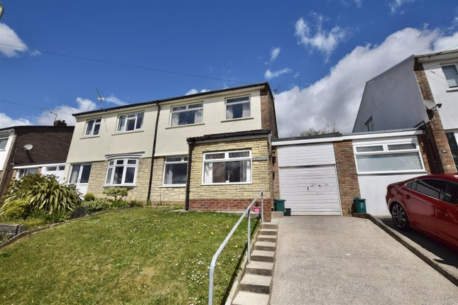 3 bed semi-detached house for sale in Westhill Drive, Llantrisant, Pontyclun CF72