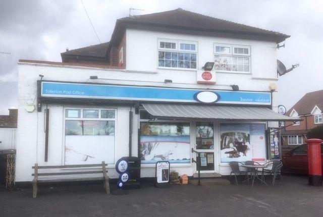 Thumbnail Retail premises for sale in 45 Melton Road, Nottingham
