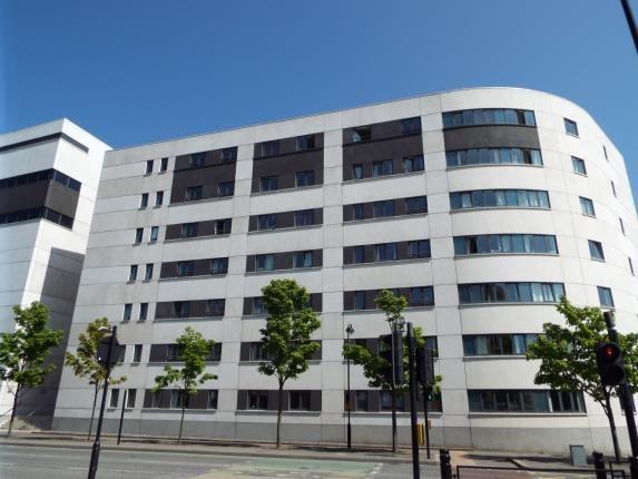 Thumbnail Flat for sale in Citygate, Bath Lane, Newcastle Upon Tyne, Tyne And Wear