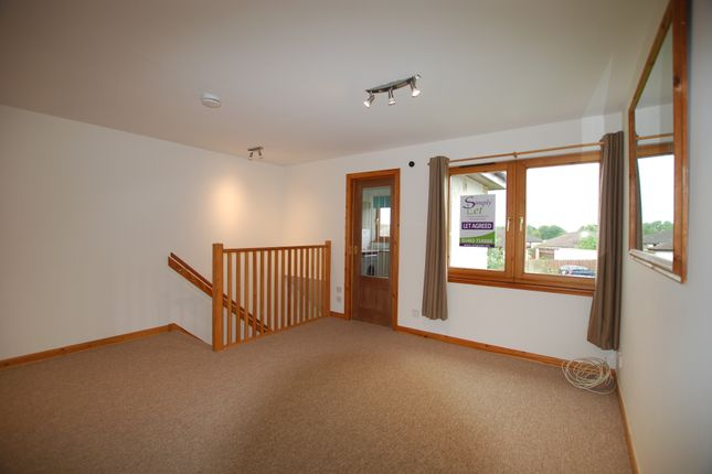 Thumbnail Flat to rent in Miller Road, Inverness