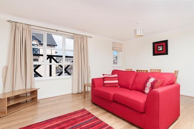 Thumbnail Flat to rent in Russell Gardens, Edinburgh