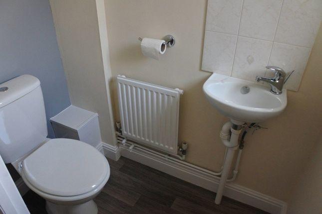 Cloak Room of Ivy Close, Gillingham SP8