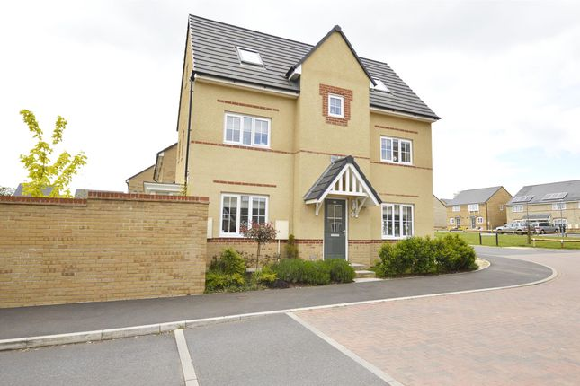 Thumbnail Detached house for sale in Beauchamp Avenue, Midsomer Norton