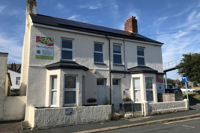 Thumbnail Detached house for sale in Brunswick Road, Plymouth