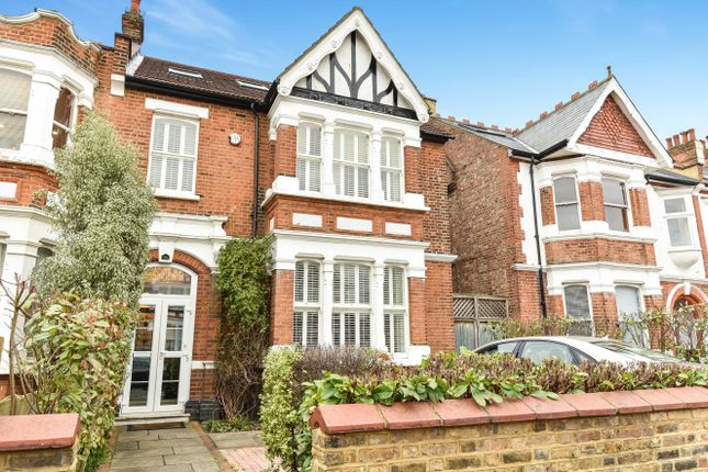Thumbnail Semi-detached house for sale in Twyford Avenue, London