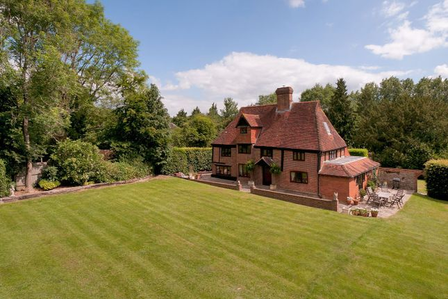Thumbnail Detached house for sale in Equestrian Property, Hildenborough, Rural Tonbridge