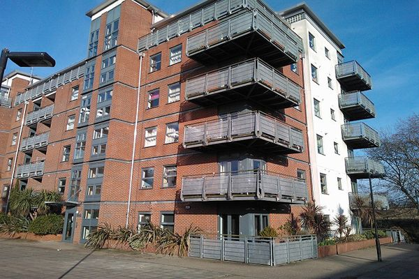 Thumbnail Flat to rent in Berber Parade, Woolwich