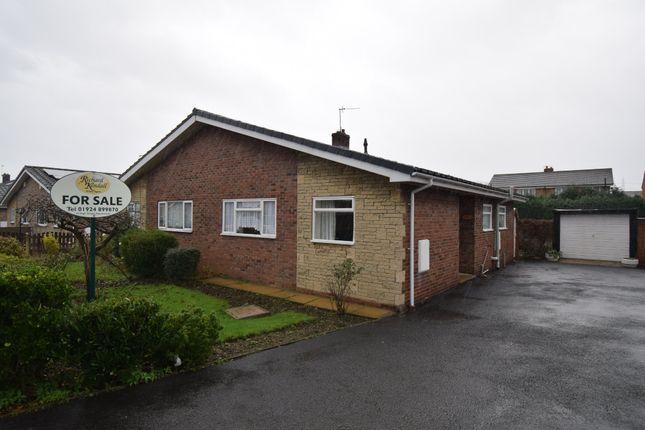 Thumbnail Semi-detached bungalow for sale in Fairway Drive, Normanton