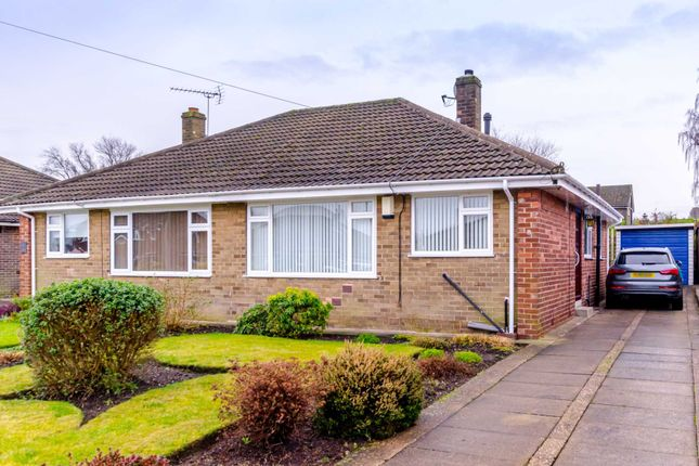 Thumbnail Semi-detached bungalow to rent in Marten Grove, Huddersfield
