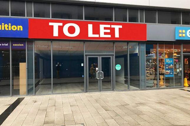Thumbnail Retail premises to let in Unit 9A, Eden Square, Manchester