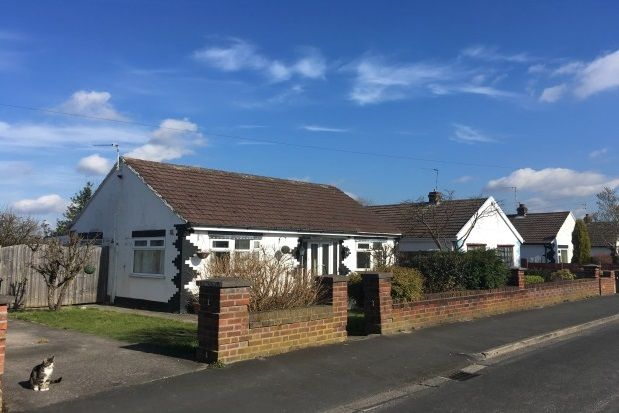 Thumbnail Bungalow to rent in Llanberis Road, Cheadle Hulme, Cheadle