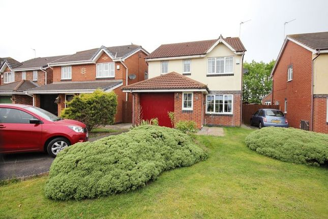 Thumbnail Detached house to rent in 31 Southworth Way, Thornton-Cleveleys