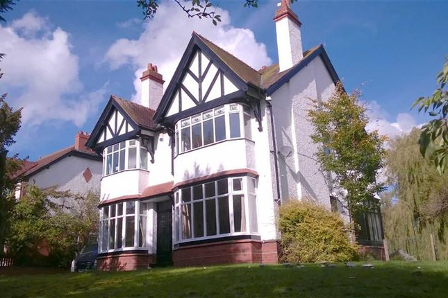 Thumbnail Detached house for sale in Manor Avenue, Wistaston, Crewe