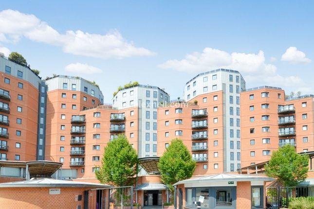 Thumbnail Flat for sale in Arnhem Place, London