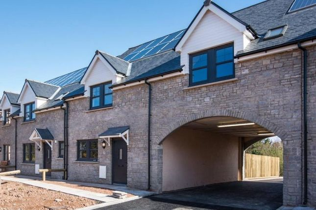 Thumbnail Terraced house for sale in Plot 9, Peelwalls Meadows, Eyemouth