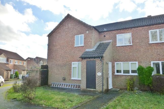 Thumbnail Terraced house to rent in Ladywell, Oakham