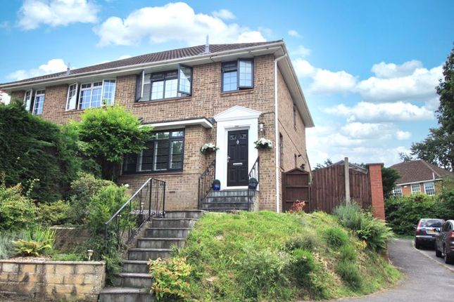 Thumbnail Semi-detached house for sale in Ingersley Rise, West End, Southampton