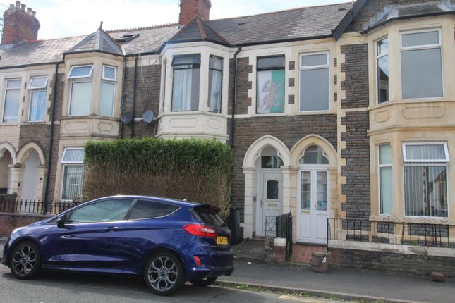 Thumbnail Property for sale in Malefant Street, Cathays, Cardiff