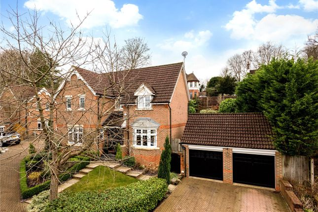 Thumbnail Detached house for sale in Eothen Close, Caterham, Surrey