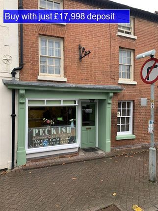 Leisure/hospitality for sale in Horninglow Street, Burton-On-Trent