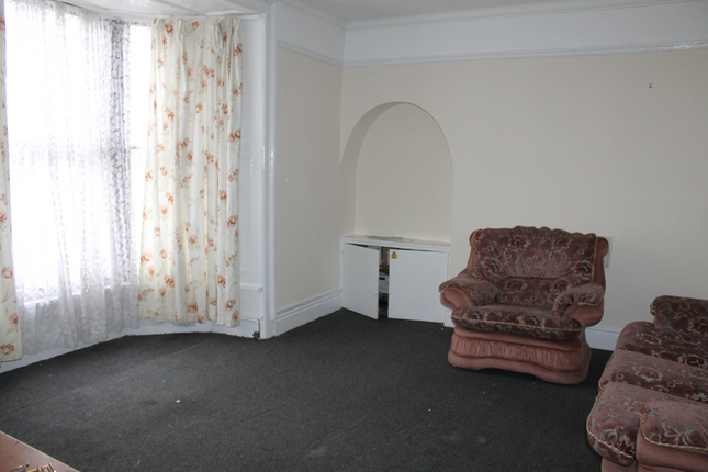 Thumbnail Town house for sale in North Parade, Aberystwyth