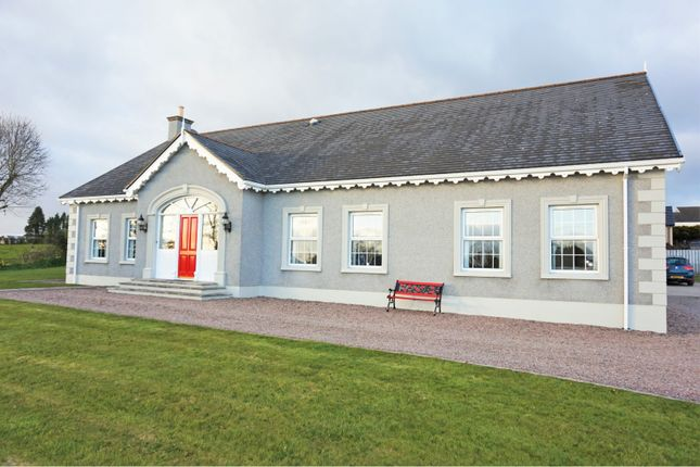 Thumbnail Detached bungalow for sale in Ballymacvea Road, Kells Ballymena