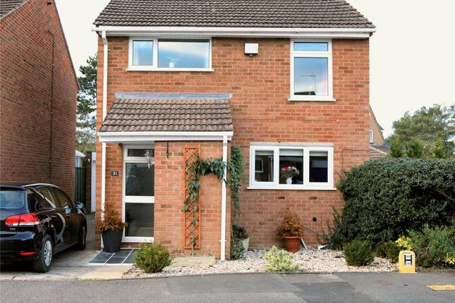 Thumbnail Detached house for sale in 31 Pippins Road, Bredon, Tewkesbury, Gloucestershire