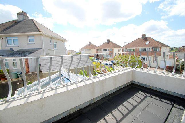 Balcony of Long Ley, Plymouth PL3