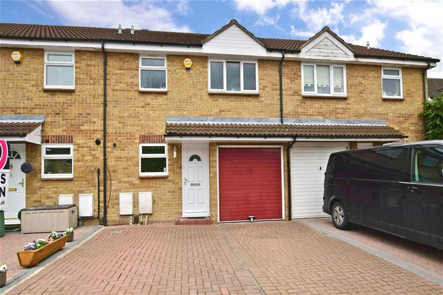 Thumbnail Terraced house for sale in Pickwick Close, Laindon, Basildon, Essex