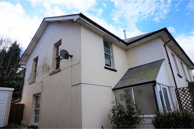 Thumbnail Flat for sale in Teignmouth Road, Torquay