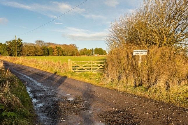 Thumbnail Land for sale in North Greenford, Monikie, Angus