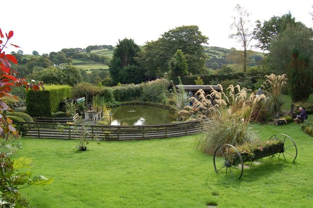 Garden of Bateman Fold House, Crook, Lake District, Cumbria LA8