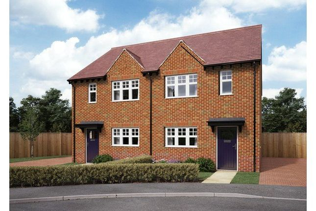 Front of Beech Close, Waltham Chase, Southampton SO32