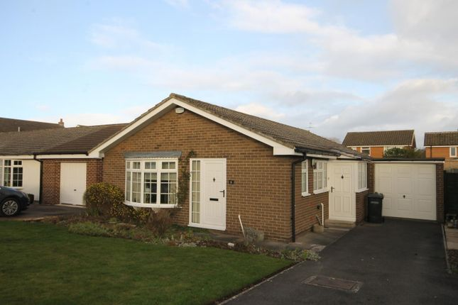 3 bed detached bungalow for sale in South Vale, Northallerton