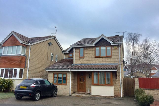Thumbnail Detached house to rent in Sandmartins, Gateford, Worksop