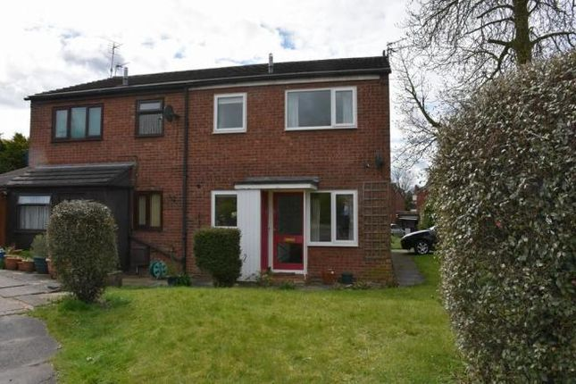 Thumbnail Property to rent in Alvanley Rise, Northwich