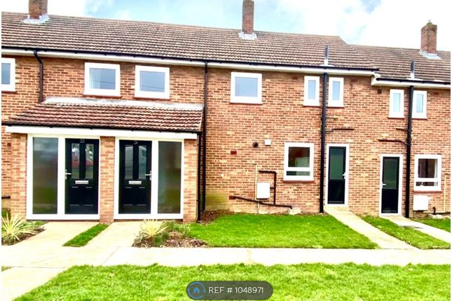 Thumbnail Terraced house to rent in Ullswater Avenue, Edith Weston, Oakham