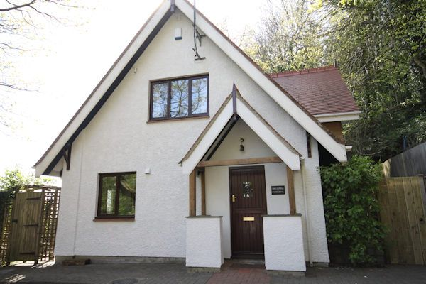 Thumbnail Detached house for sale in Panteidal, Aberdovey