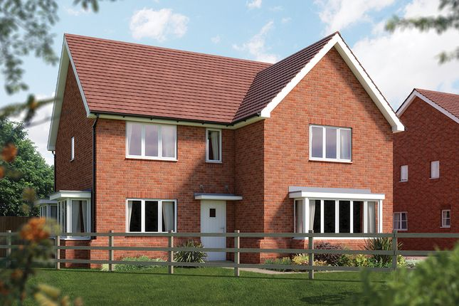 """Thumbnail Detached house for sale in """"The Arundel"""" at Danworth Lane, Hurstpierpoint, Hassocks"""